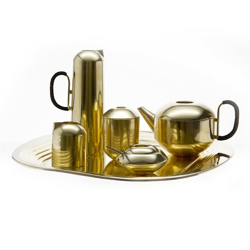 tom dixon eclectic form tea set styling and editing
