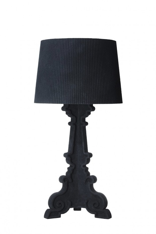 10th anniversary iconic lamp bourgie by kartell styling for Iconic design lamps